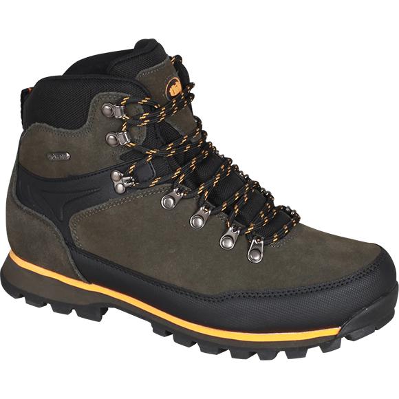 Ботинки трекинговые THB Torres с мембраной хаки, Треккинговая обувь - арт. 923760252