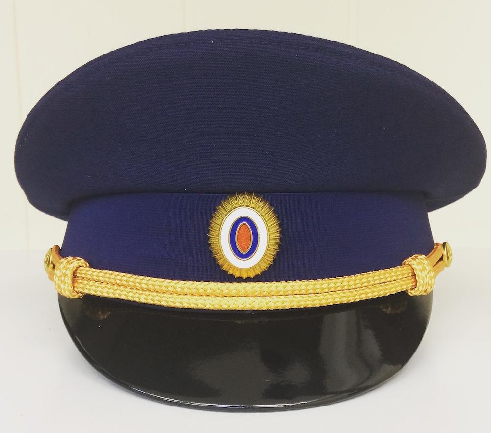 Купить Фуражка СК РФ офисная нового образца, Полковник Воронов