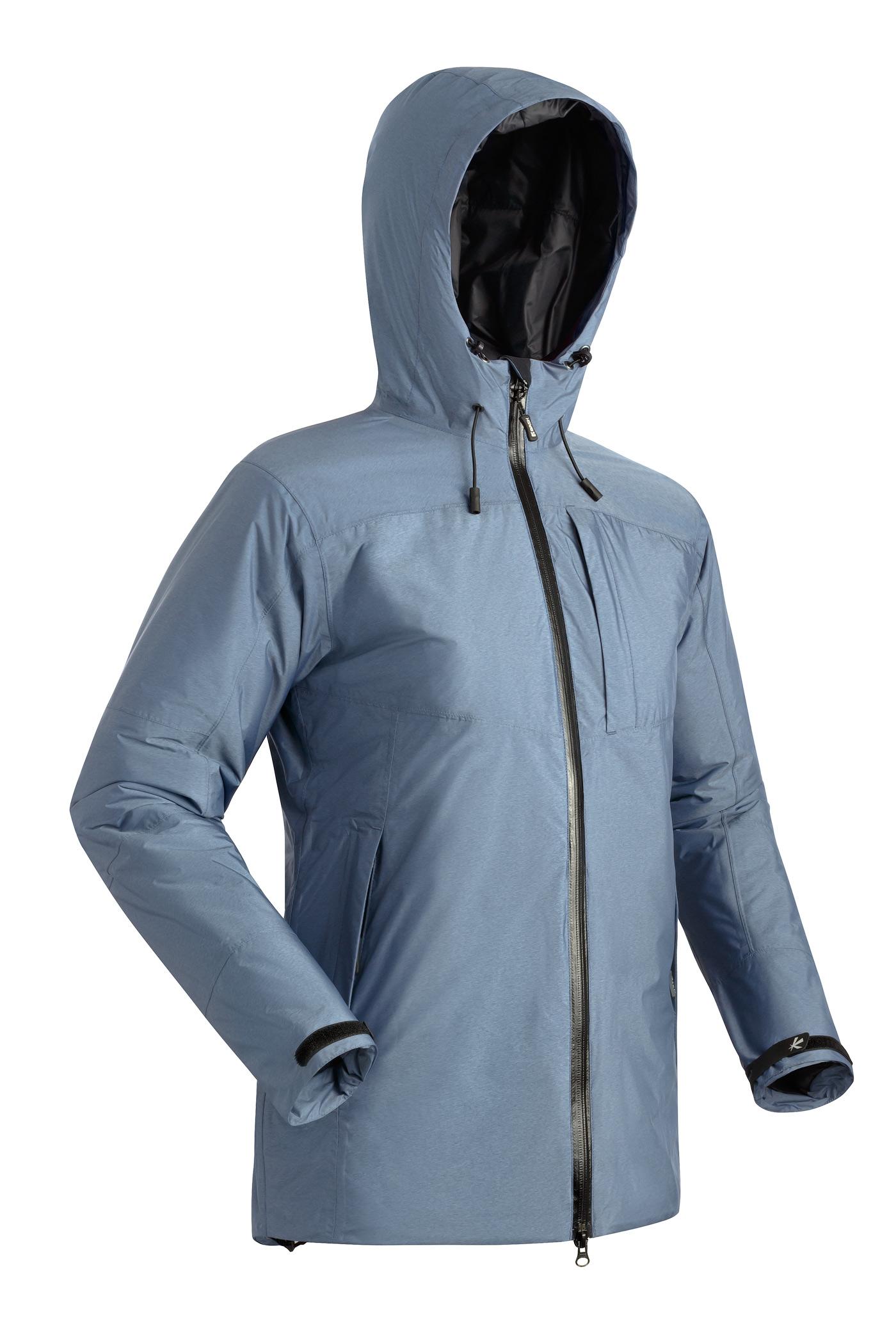 Купить Женская куртка BASK NARA LADY проклеенная синий меланж, Компания БАСК