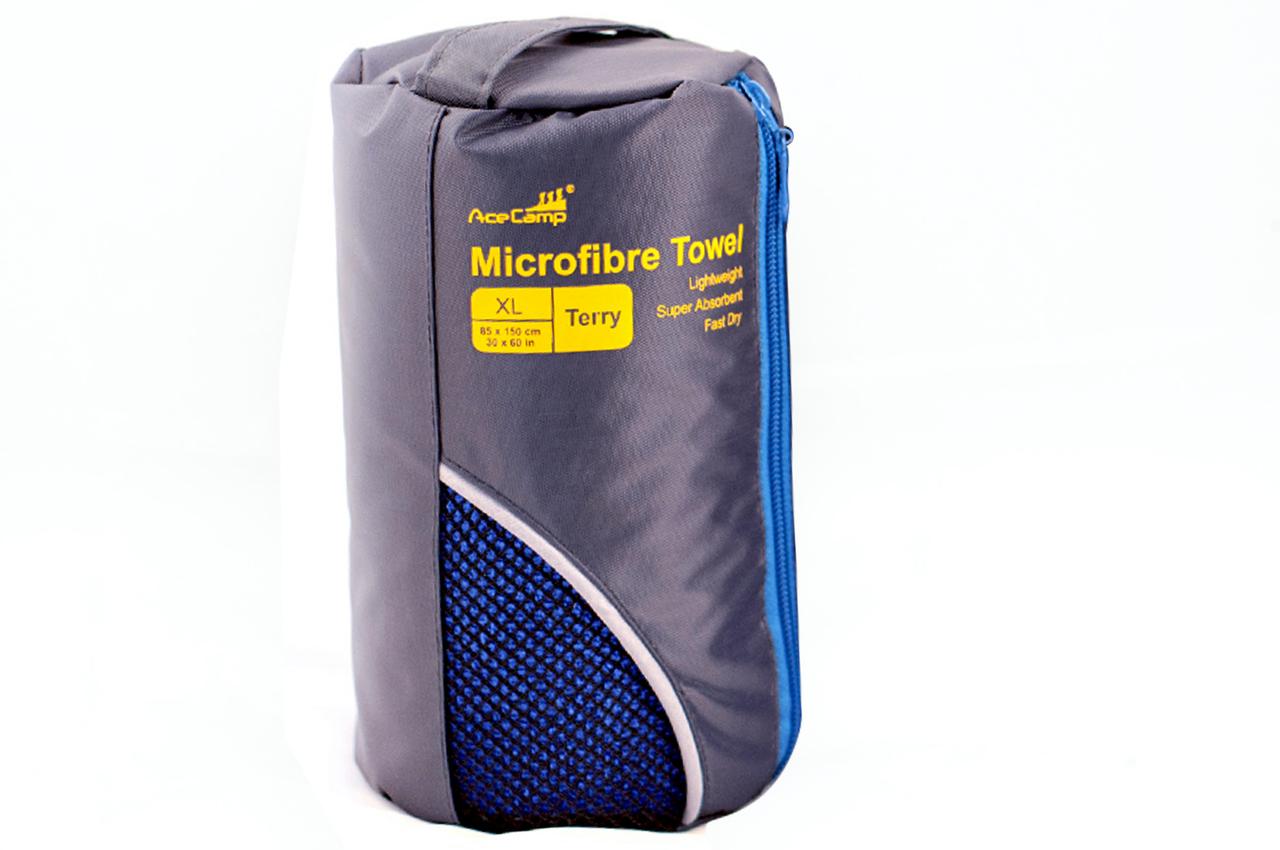 Полотенце махровое из микрофибры Microfibre Towel Terry XL XL, 5189, Прочее - арт. 827670199
