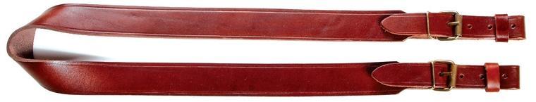 Ремень для ружья натуральная кожа 30мм (Р-11)