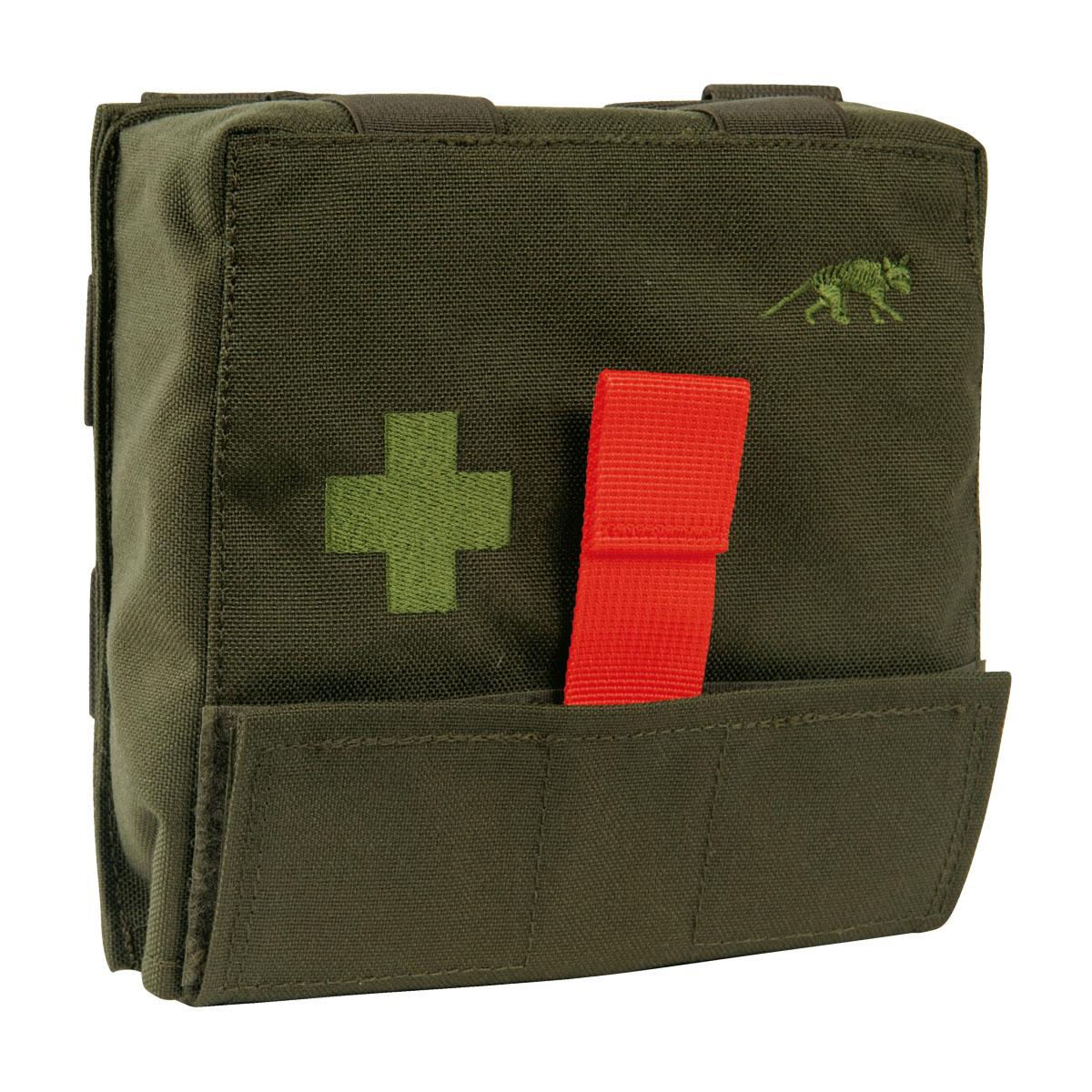 Подсумок-аптечка TT IFAK POUCH S olive, 7687.331 - артикул: 821640302