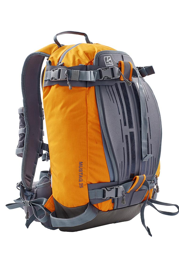 Рюкзак BASK MUSTAG 25 оранжевый, Рюкзаки для горных лыж и сноуборда - арт. 853510286