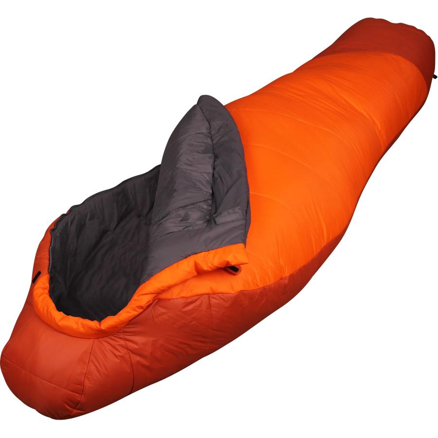 Купить Спальный мешок Fantasy 340 мод. 2 терракот/оранжевый L, Компания «Сплав»