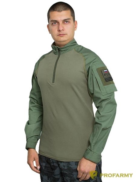 Рубашка тактическая Condor 210 TPR-03 олива
