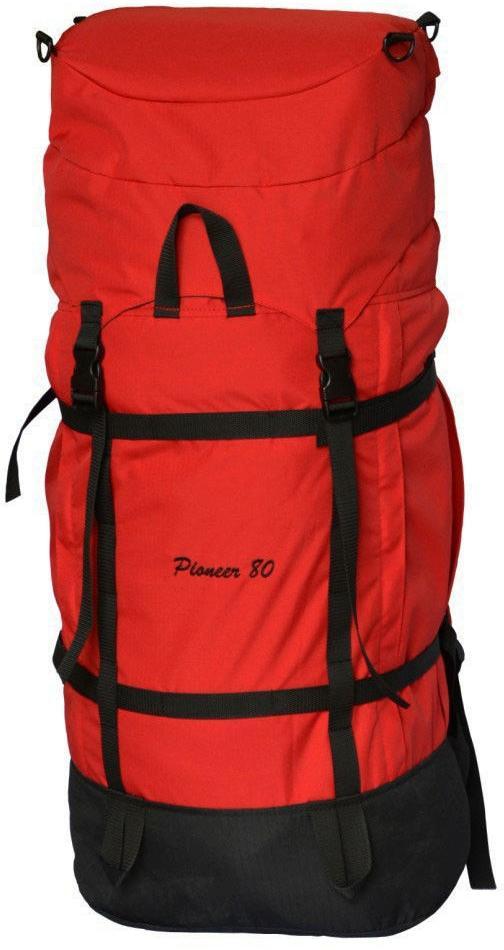 Рюкзак Пионер 80л цвет красный, Рюкзаки для горных лыж и сноуборда - арт. 404940286