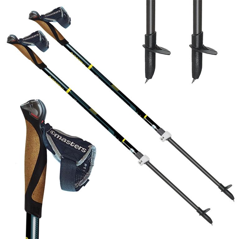 Телескопические палки для скандинавской ходьбы TRAINING SPEED 01N0516 - артикул: 510210287