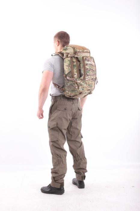 Рюкзак KE Tactical Sturm 40л Cordura 1000 Den multicam со стропами multicam, Прочее - арт. 988950199