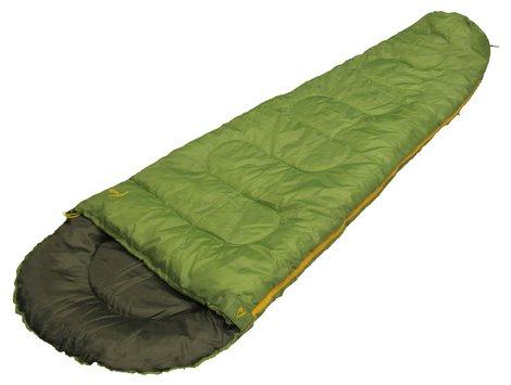 Мешок спальный Yanda зелёный, 220 x 75/50 см, 25040, Кемпинговые (Лето) спальники - арт. 618380372