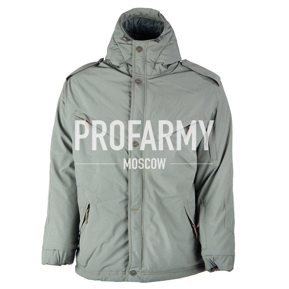 Куртка зимняя Аргун Т-4 МPZ олива, Тактические костюмы - арт. 1052440259