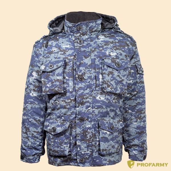 Куртка Смок-3 смесовая цифра МВД, Тактические куртки - арт. 865680335