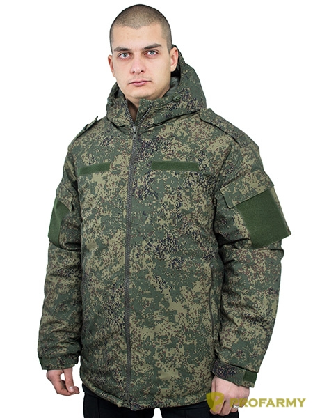 Куртка зимняя ВКБО мембрана пиксель - артикул: 865380335