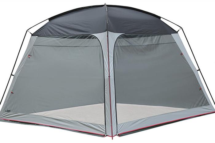 Палатка PAVILLON светло-серый/тёмно-серый, 300х300х210 см, 14046, Палатки 5+местные - арт. 617460323