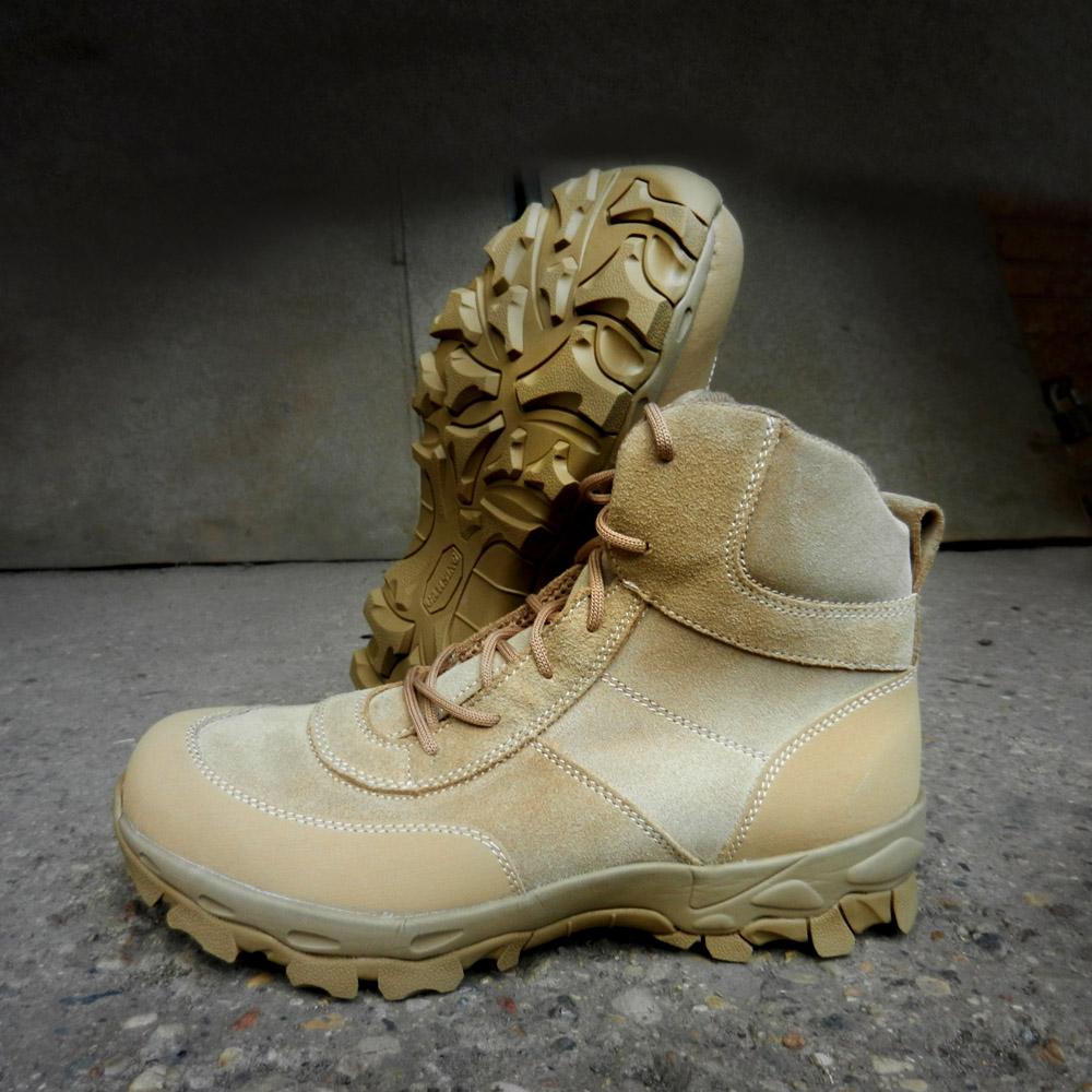 Ботинки мужские Garsing 0526 П DELTA DESERT