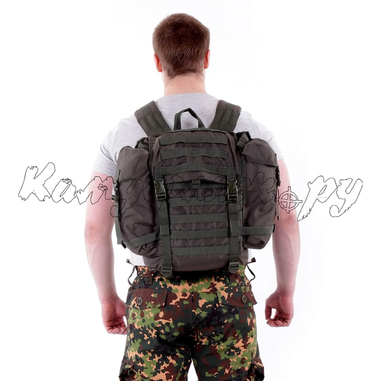 Ранец патрульный УМБТС 6ш112 25 литров Polyamide 500 Den олива темная, Тактические рюкзаки - арт. 1001580264