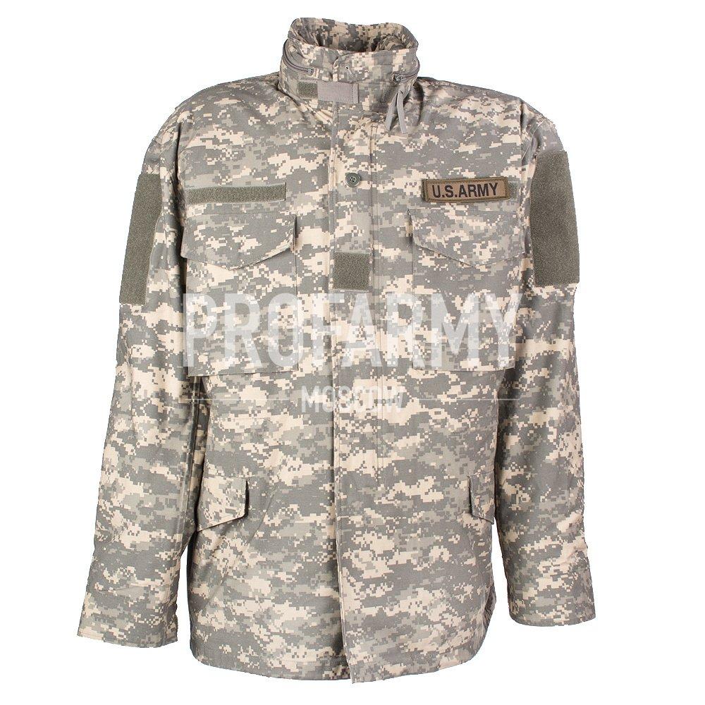 Куртка М-65 at-digital с зимним подстегом, Тактические куртки - арт. 899660335