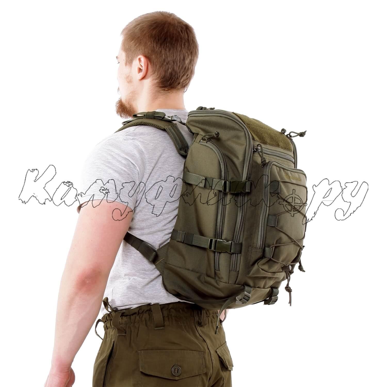 Рюкзак KE Tactical Sturm 30л Cordura 1000 Den олива темная, Тактические рюкзаки - арт. 991490264