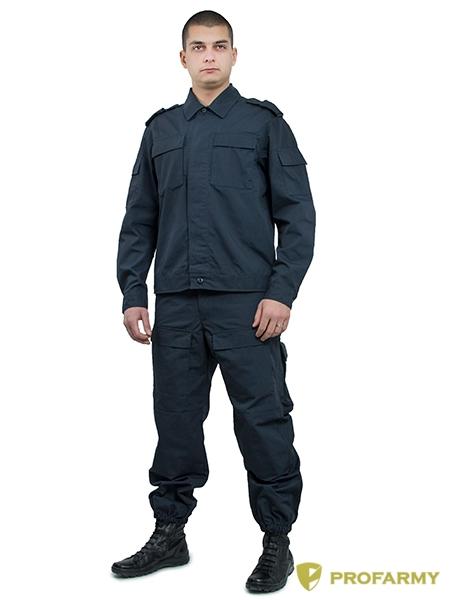 Костюм Склон Полиция (модель Спецназ) RipStop-210, Форменные костюмы - арт. 902050247