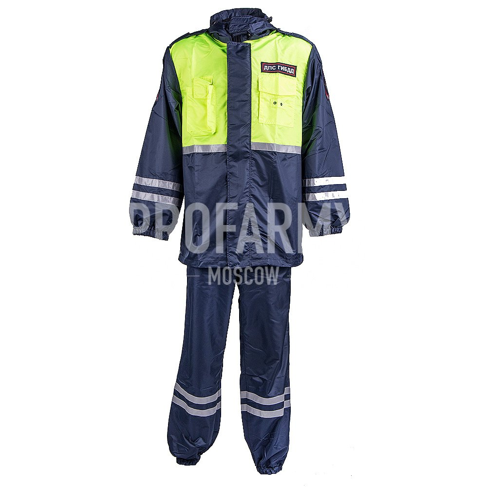 Костюм ДПС влагозащитный твил, Форменные костюмы - арт. 864130247