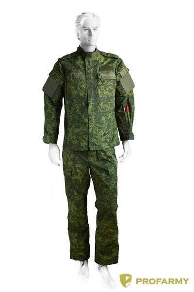 Костюм ВКБО пиксель RipStop-210, Форменные костюмы - арт. 864080247