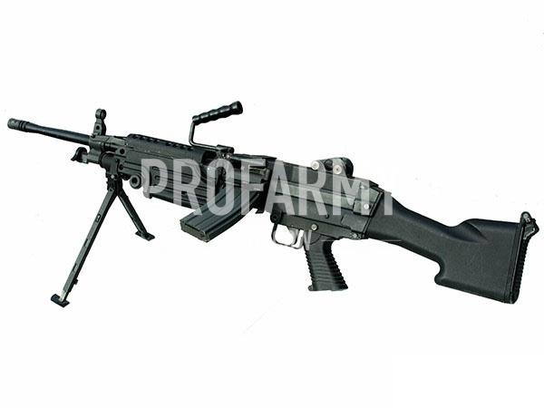 Страйкбольное оружиеПулемет СА249 МК II, Пневматическое оружие - арт. 908750445