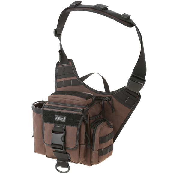 Сумка Maxpedition Jumbo Versipack dark brown