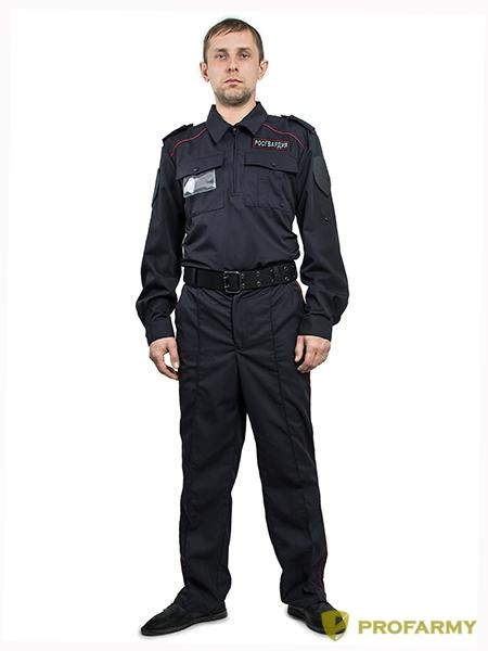Костюм летний Росгвардия тип А, Форменные костюмы - арт. 1067110247