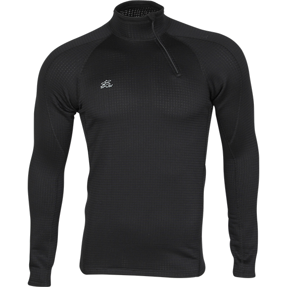 Термобелье футболка L/S Active Polartec Thermal Grid M2 черная, Термобелье - арт. 386160185