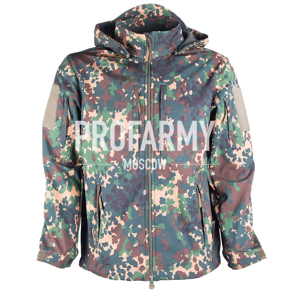 Куртка Mistral XPS15-4 (излом), Куртки из Softshell и Windbloc - арт. 865090329