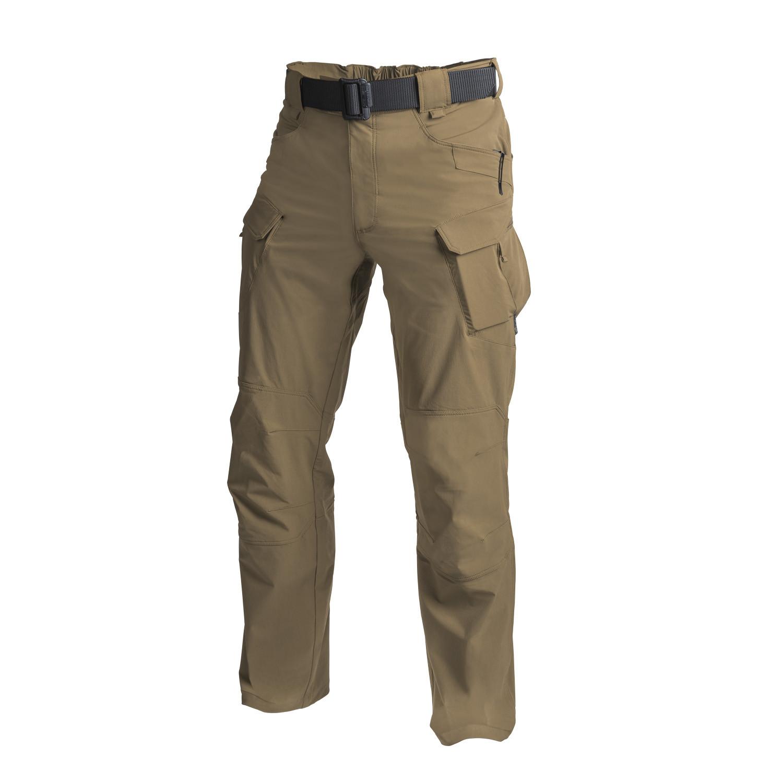 Брюки Helikon-Tex Outdoor Tactical Pants nylon mud brown, Тактические брюки - арт. 888940344