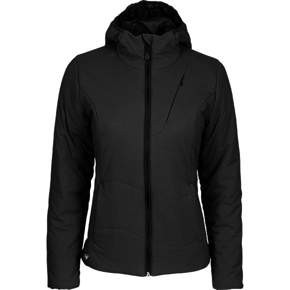Куртка женская Barrier Primaloft черная, Демисезонные куртки - арт. 1122220334