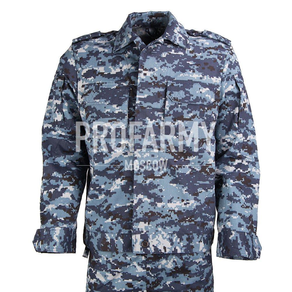 Магеллан / Костюм МПА-24 Спецназ (серо-голубая цифра), мираж