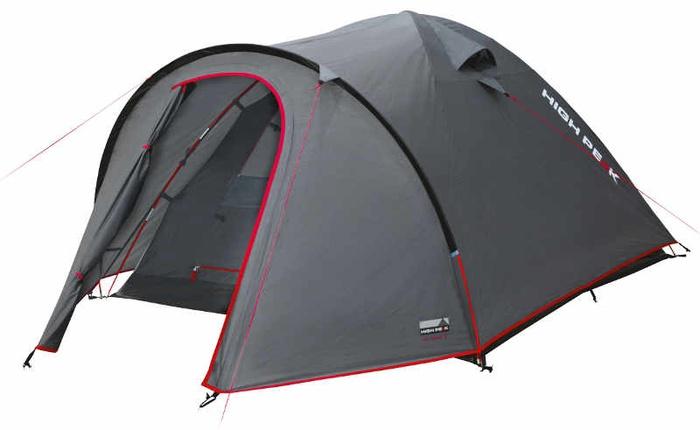 Палатка Nevada 3 темно-серый, 180х300х120 см, 10202, Палатки трехместные - арт. 1039520321