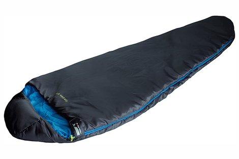 Мешок спальный Lite Pak 1200 антрацит/синий, 23274