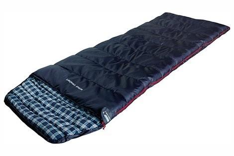 Мешок спальный Scout Comfort тёмно-синий, правая молния, 21202, Спальники-одеяла - арт. 824770369