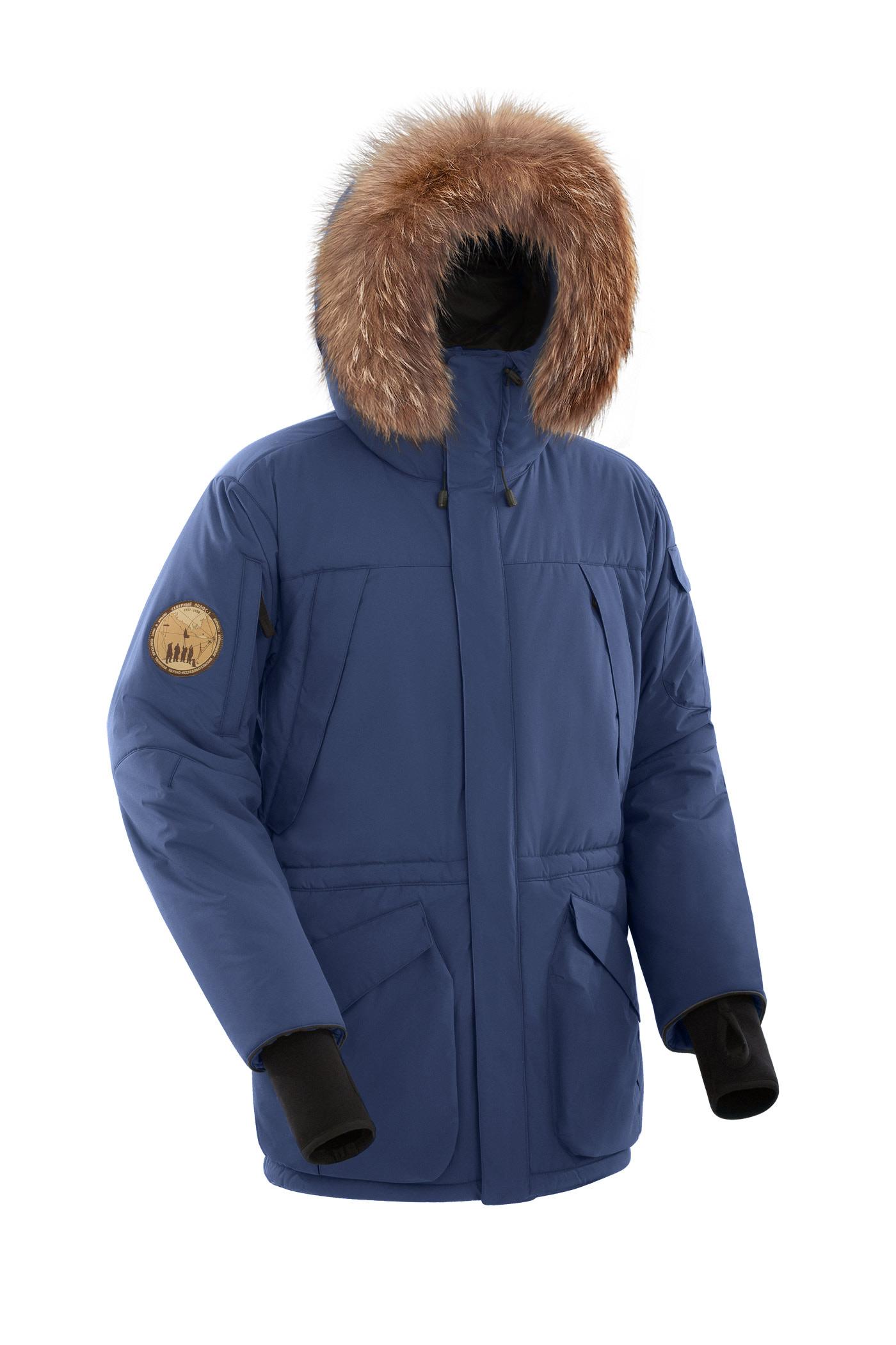Купить Куртка Баск ANTARCTIC синяя тмн, Компания БАСК