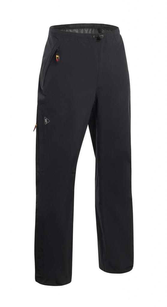 Мембранные брюки BASK YUKON черные, Демисезонные брюки - арт. 162510350