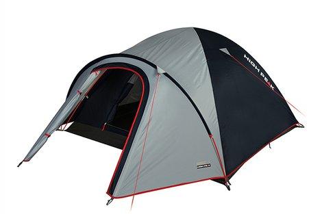 Палатка Nevada 4 светло-серый/тёмно-серый, 240х290см, 10206