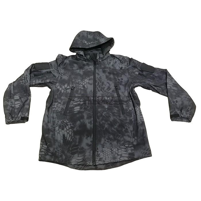 Куртка Софтшелл питон ночь, Куртки - арт. 994660156