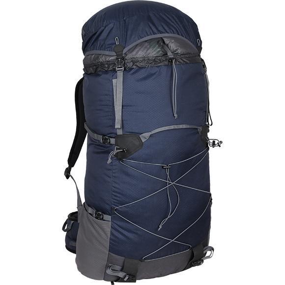 Рюкзак Gradient 60 v.2 S серый, Трекинговые рюкзаки - арт. 835130269