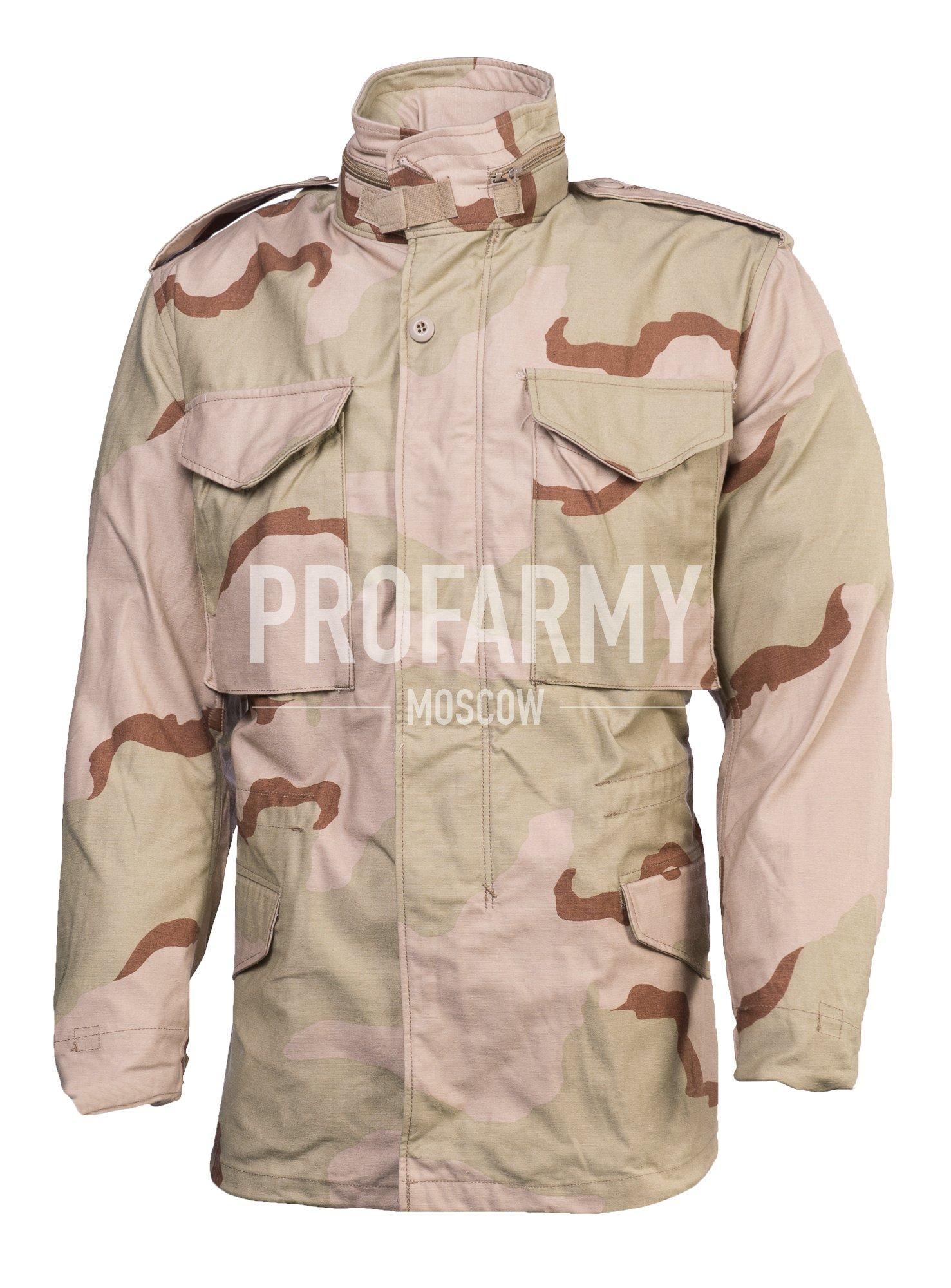 Куртка Propper М-65 без подстега (светлая пустыня), Тактические куртки - арт. 892450335