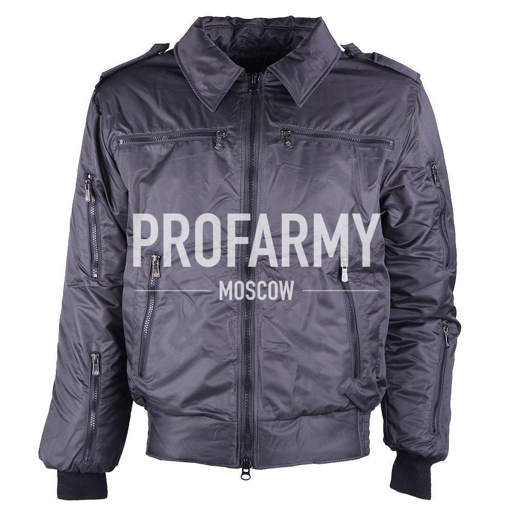Купить Куртка демисезонная МПА-34 Пилот (черный), Магеллан