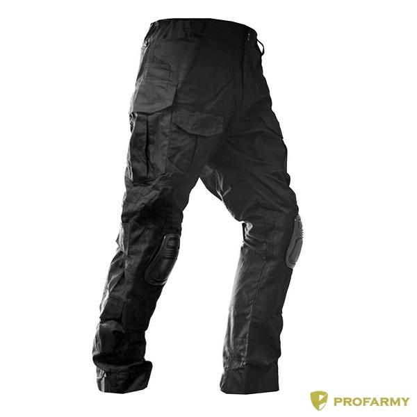 Брюки тактические GSG-1 (Черные), Тактические брюки - арт. 898190344