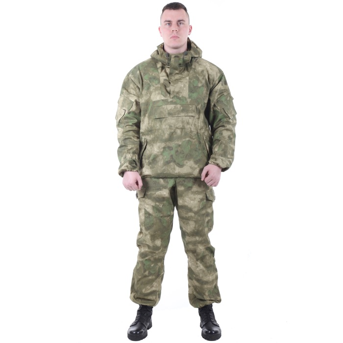 Костюм Горка-4 анорак рип-стоп A-Tacs FG, Куртки - арт. 983460156
