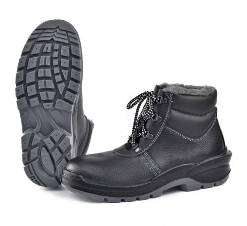 Ботинки мужские  Рейнджер  на искусственном меху с МП, Рабочая обувь - арт. 520910242