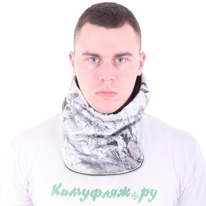 Морской шарф Keotica мембрана на флисе снежный шторм