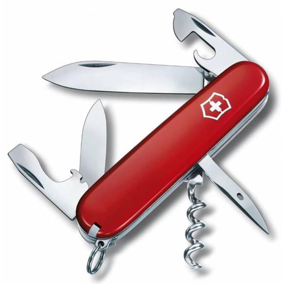 Нож перочинный Victorinox Spartan (1.3603) 91 мм 12 функций, Ножи - арт. 973620159
