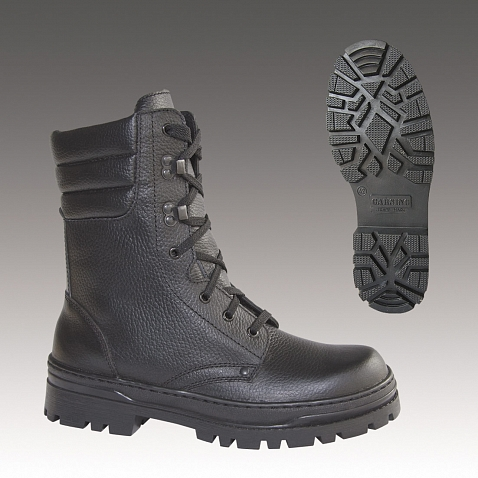Ботинки Garsing с высоким берцем Ranger натуральный мех арт.015