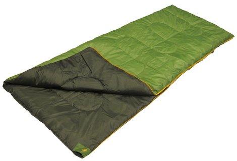 Мешок спальный Mareeba зелёный, 190х75 см, 25005