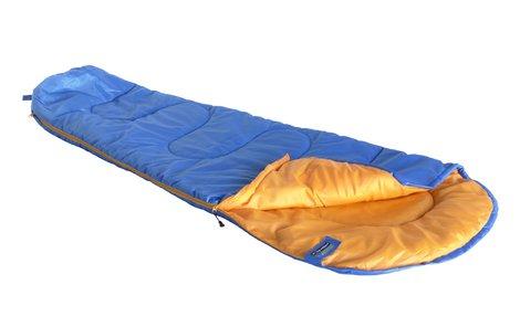 Мешок спальный Boogie синий/оранжевый, 170 см, 23034, Кемпинговые (Лето) спальники - арт. 825270372